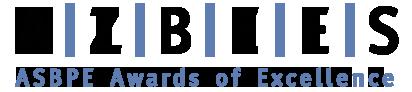 AZBEE Awards of Excellence logo