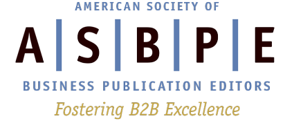 American Society of Business Publication Editors